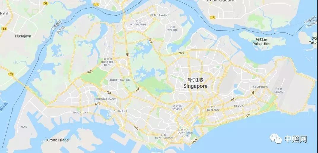 新加坡率先使用11万路灯组网构建智慧城市IoT 中企荣文中标