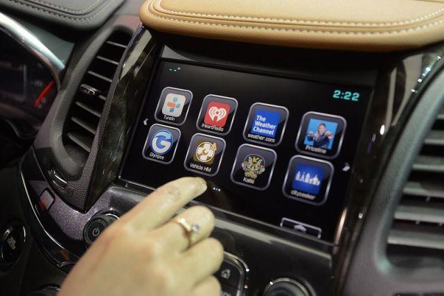智能手机竞争中失败 日本在联网汽车领域举步维艰