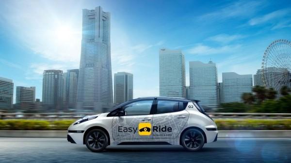 日产预计2020年后推出自动驾驶出租车