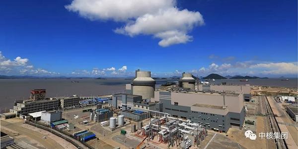 中国三代核电AP1000全球首堆:即将投入运营