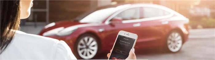 马斯克:Model S和Model X将获得免钥门禁功能