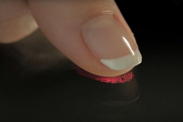苹果正在开发超声波屏下指纹识别