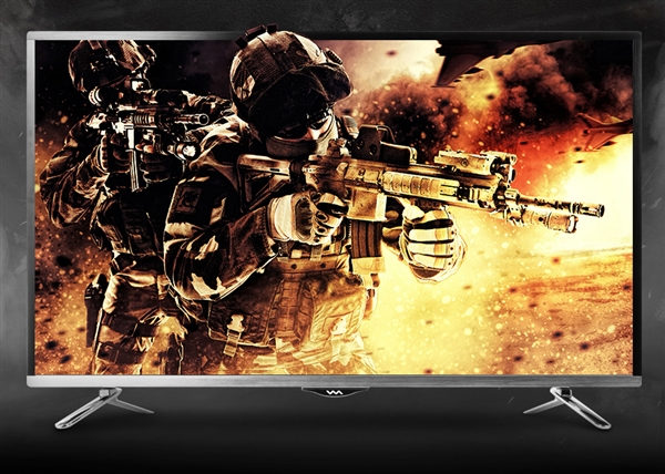 韩国小厂出品:首款43寸4K/120Hz显示器开卖