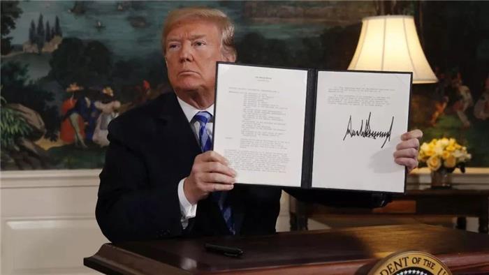 从美国退出伊核协议看我国汽车产业转型