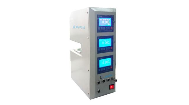 应用于水平连铸黄铜丝生产线的多铜丝同步检测