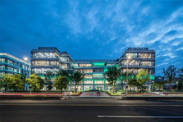 飞利浦照明全新大中华区总部大楼启用 宣布中文名昕诺飞