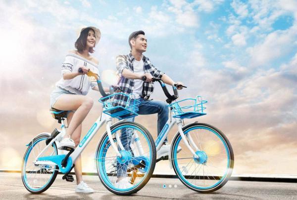 哈罗:共享单车收割者,能否打败摩拜和ofo?