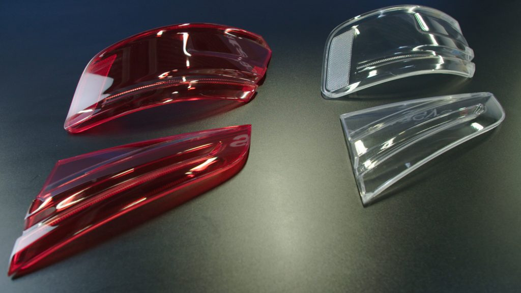 奥迪配备10台聚合物3D打印机 尾灯试制交货期缩短50%