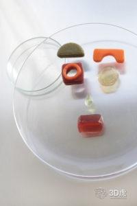 南非开发出将食物转换为营养品的第一台食品3D打印机