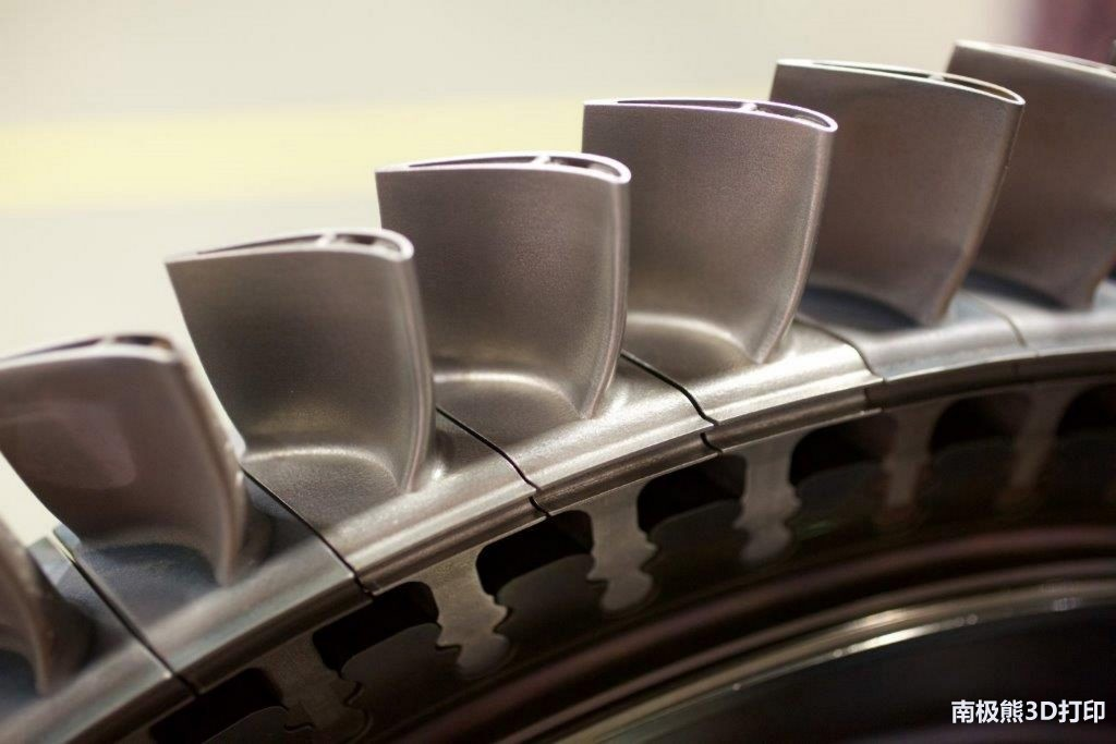 西门子首款3D打印蒸汽涡轮机油密封圈