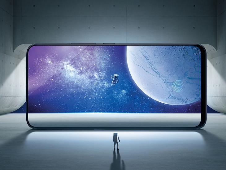 vivo NEX屏占比超过苹果三星 怎么做到的?