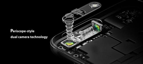 OPPO Find X曝光:或搭载5倍无损变焦双摄
