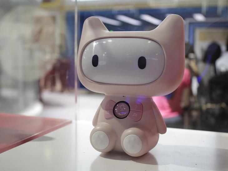 新鲜好玩的东西齐聚 天猫精灵亮相CES Asia 打造新智能生活