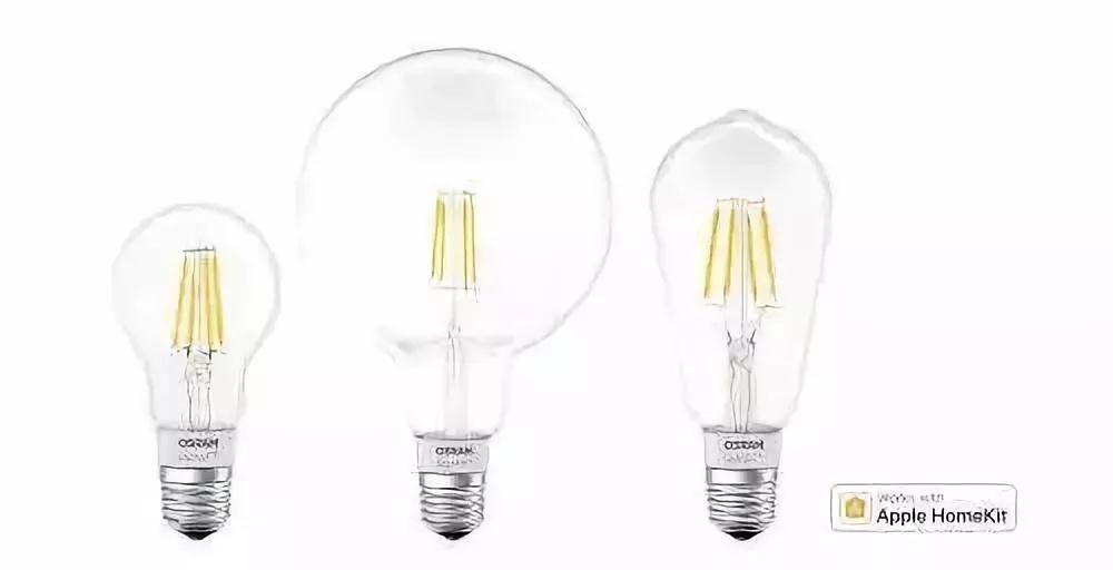 朗德万斯推出兼容Apple HomeKit的LED灯丝灯