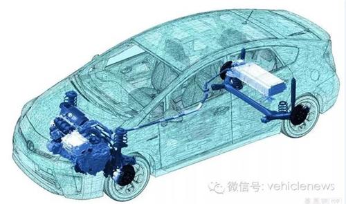混动技术,通用,丰田,发电机,电控