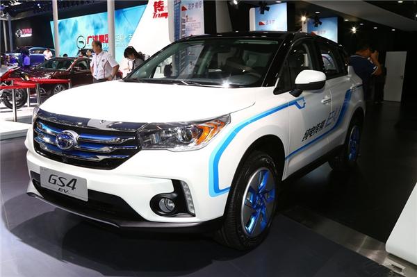 2016广州车展,比亚迪,北汽,奇瑞,纯电动汽车