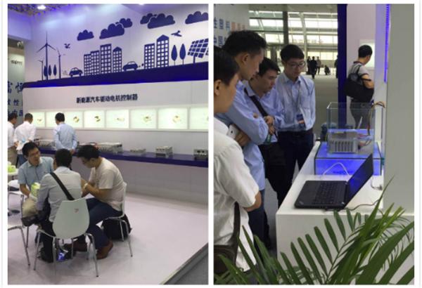 英威腾,广州车展,新能源汽车,电动汽车,驱动技术