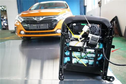 比亚迪重大改型秦赛车:电池悬架篇(2)